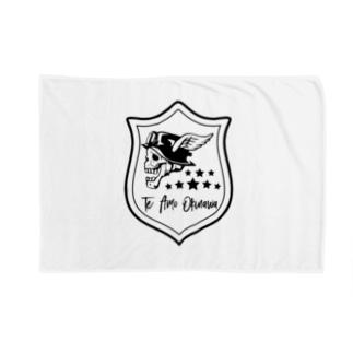 Te Amo Okinawa〜ちょいクール〜 Blankets
