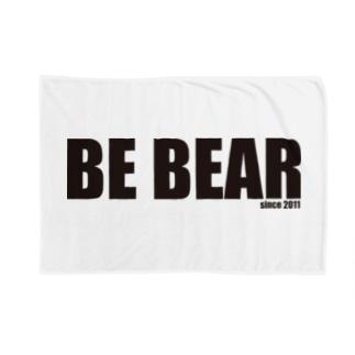 BE BEAR Blankets