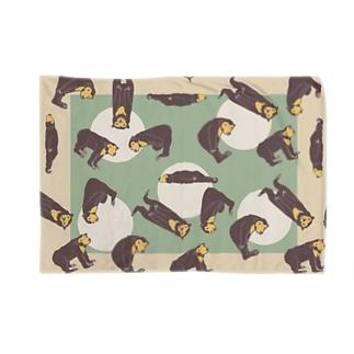 マレーグマのもうふ Blankets