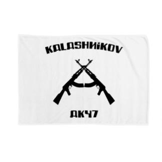 カラシニコフ A  47 Kalashnikov AK-47 ソビエト 銃 Blankets