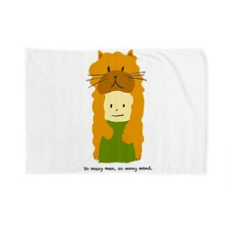ネコ坊や Blankets