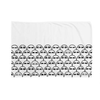 メジェド「神々の集い」 Blankets