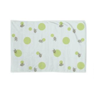 微生物・ミジンコ Blankets