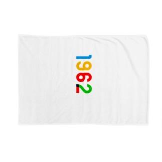 marikiroの1962_西暦 Blankets