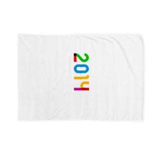 marikiroの2014_西暦 Blankets