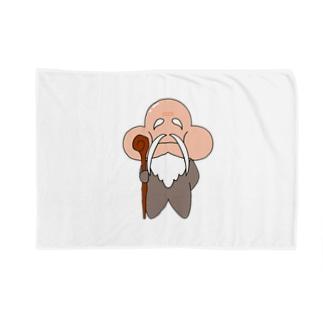 けんにゃんしょっぷのぷく仙人 Blankets