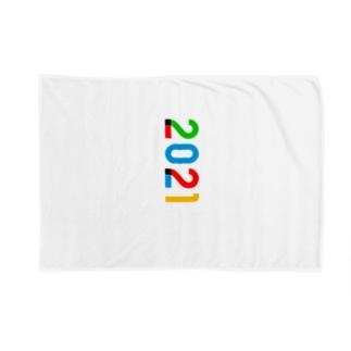 marikiroの2021_西暦 Blankets