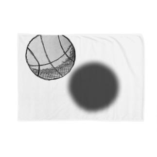 バスケットボール Blankets