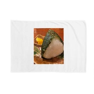 園村のおみせのぼくはおむすびが食べたいんだなぁ Blankets