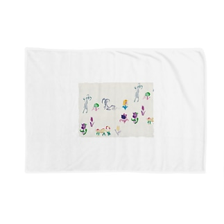 KAERUCAFE SHOPのヤギ Blankets