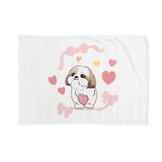 シーズーちゃん Blankets