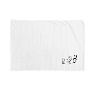 白と黒なやつら Blankets