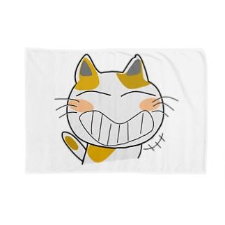 みーこ Blankets