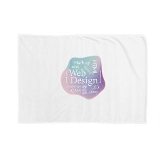 ウェブデザイン タイポグラフィ Blankets