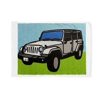 jeep ラングラー  ブランケット Blankets