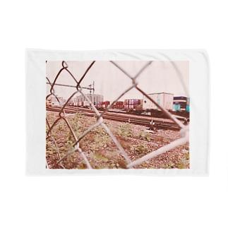 貨物車両基地 Blankets