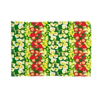 夏野菜サラダ Blankets
