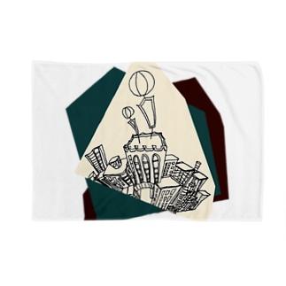 バルーン Blankets