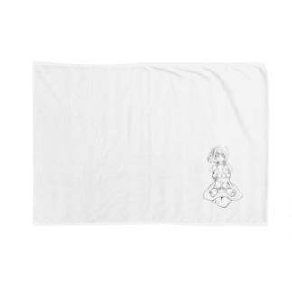 Yatamame ブランド -パンダっ子- Blanket
