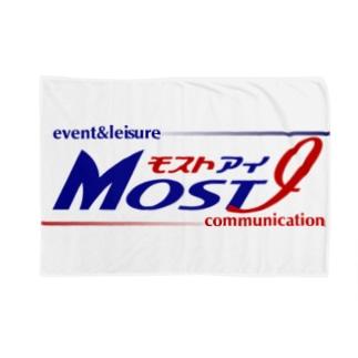 モストアイロゴ(イベント&レジャー) Blankets