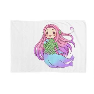 アマビエ様 Blankets