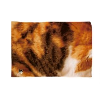 三毛猫ブランケット Blankets