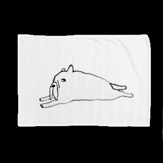 室井雑貨屋ののび〜 Blankets