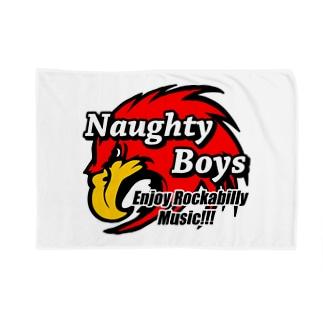 Naughty Boys  フルカラーキャラ Blankets