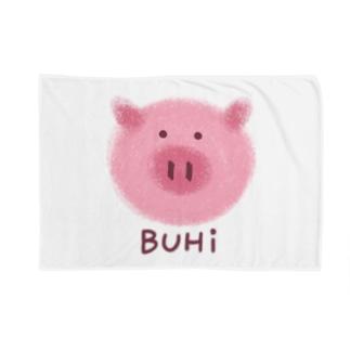 BUHi(ブヒ) Blankets