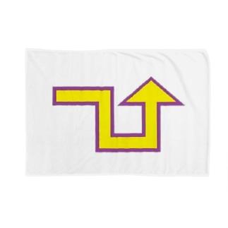 オリジナルロゴブランケット Blankets