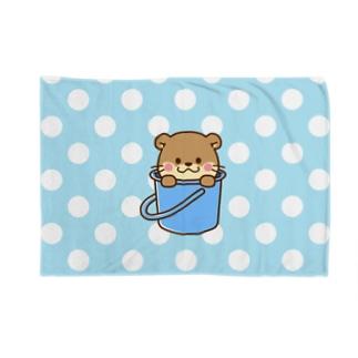 コツメカワウソ シリーズ 夏ver  Blankets