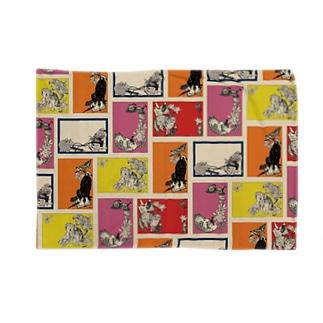 Reprint stationery design Blankets