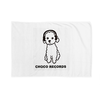 CHOCO RECORDS Blankets