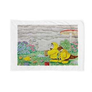 雨の日でも楽しもう! Blankets