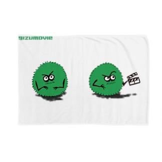 モビゾーx2 Blankets