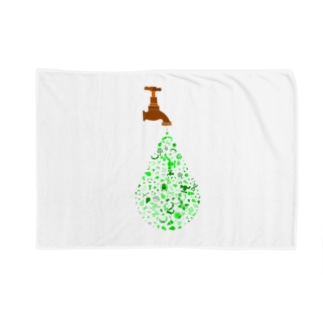 エコ 廃棄物 Blankets