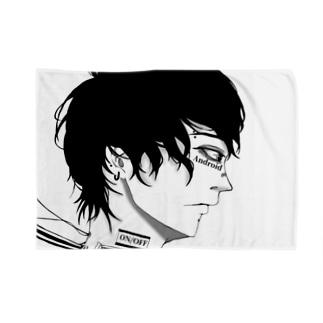 アンドロイド。 Blankets