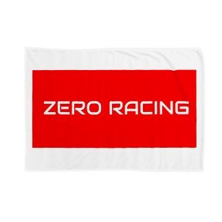ZERORACING REDver. Blankets