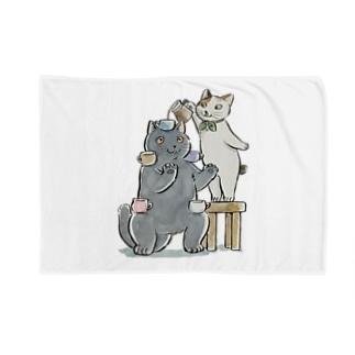 猫拳 Blankets
