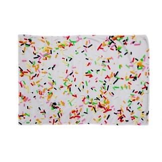 チョコスプレー Blankets