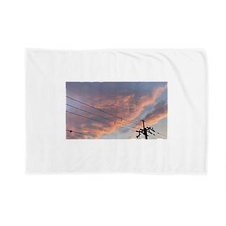 夕焼け Blankets