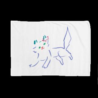 SAKI HOTAEのMIMICHAN Blankets