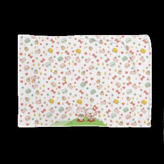 モリヤマ・サルのスイート100% Blankets