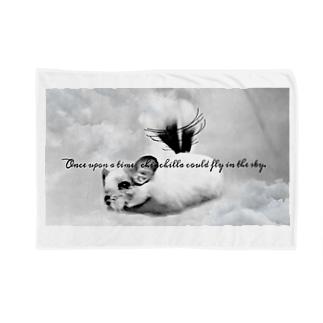 空飛ぶチンチラ Blankets