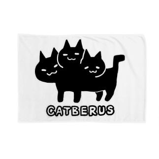 ネコベロスちゃん Blankets