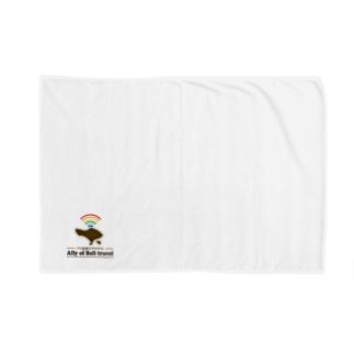 ミカタブランケット - Small logo Blankets