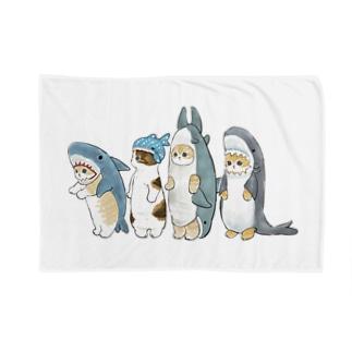 サメ図鑑 Blankets