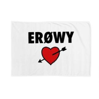 ERØWY (エローイ) Blankets