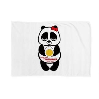 パンダちゃん ブランケット