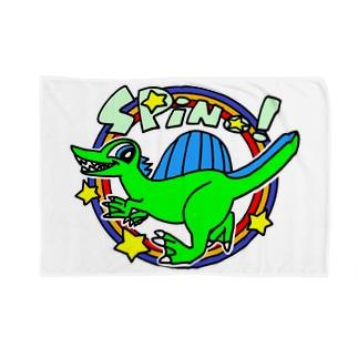 POP!スピノサウルス Blankets